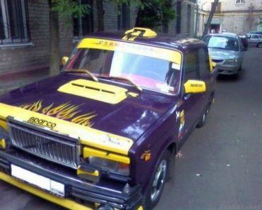 Тюнинг русского авто